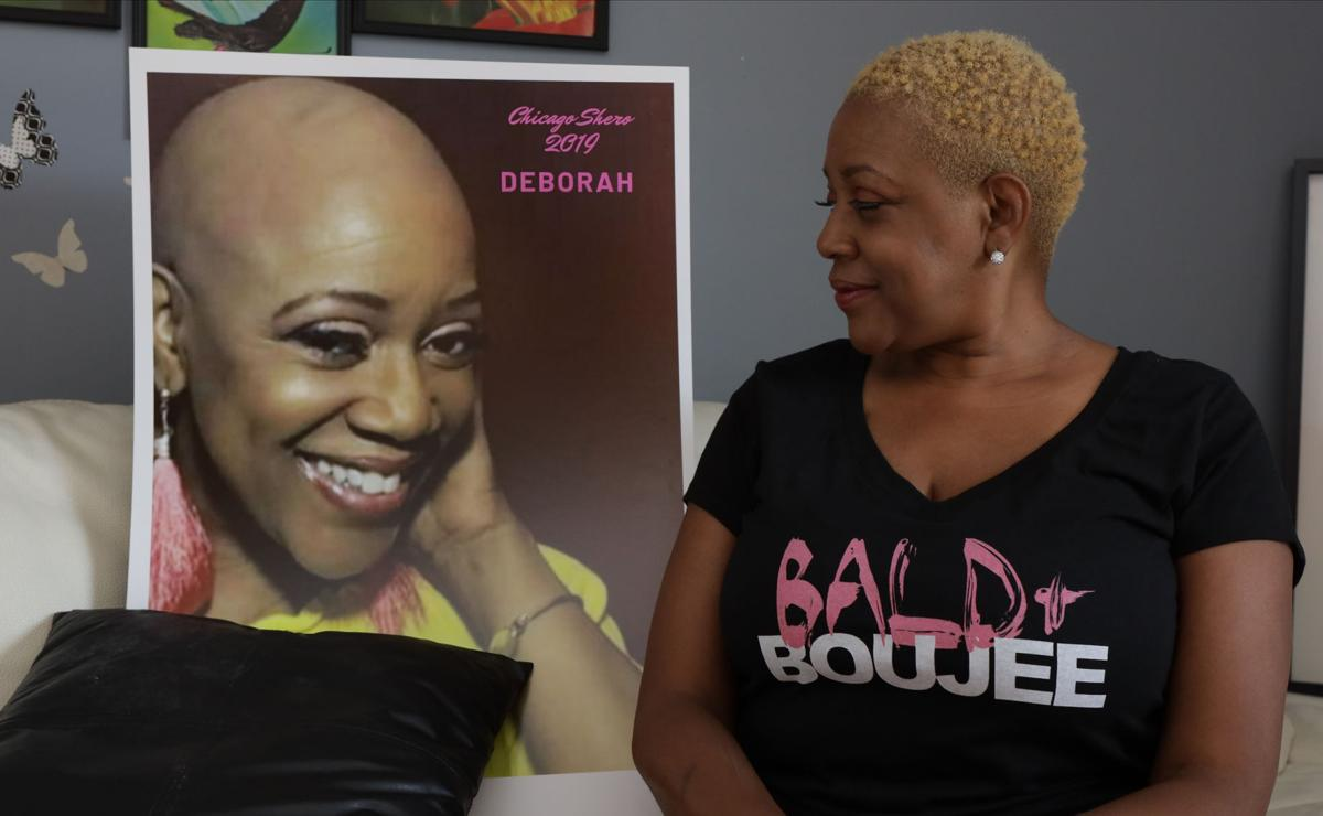 Woman fighting triple-negative breast cancer shares her story