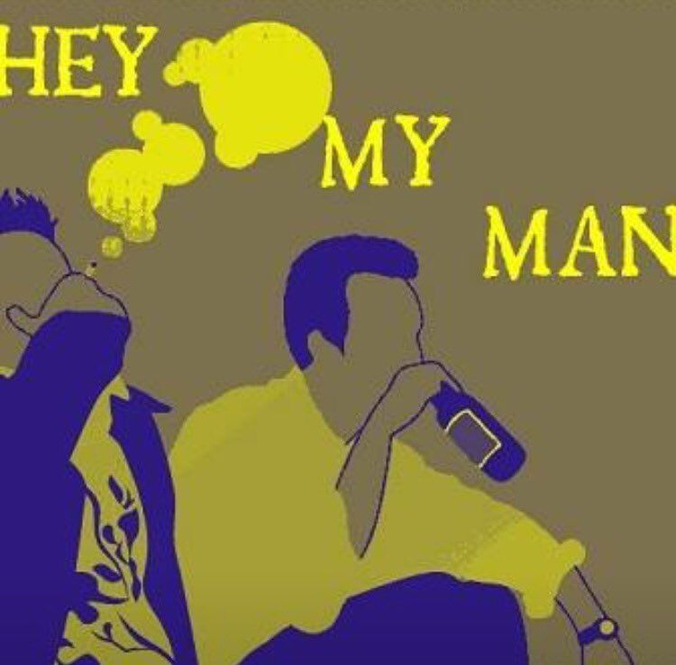 'Hey My Man Podcast' offers comedic take on daily life