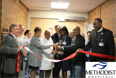 Methodist Hospitals opens new labor and delivery unit