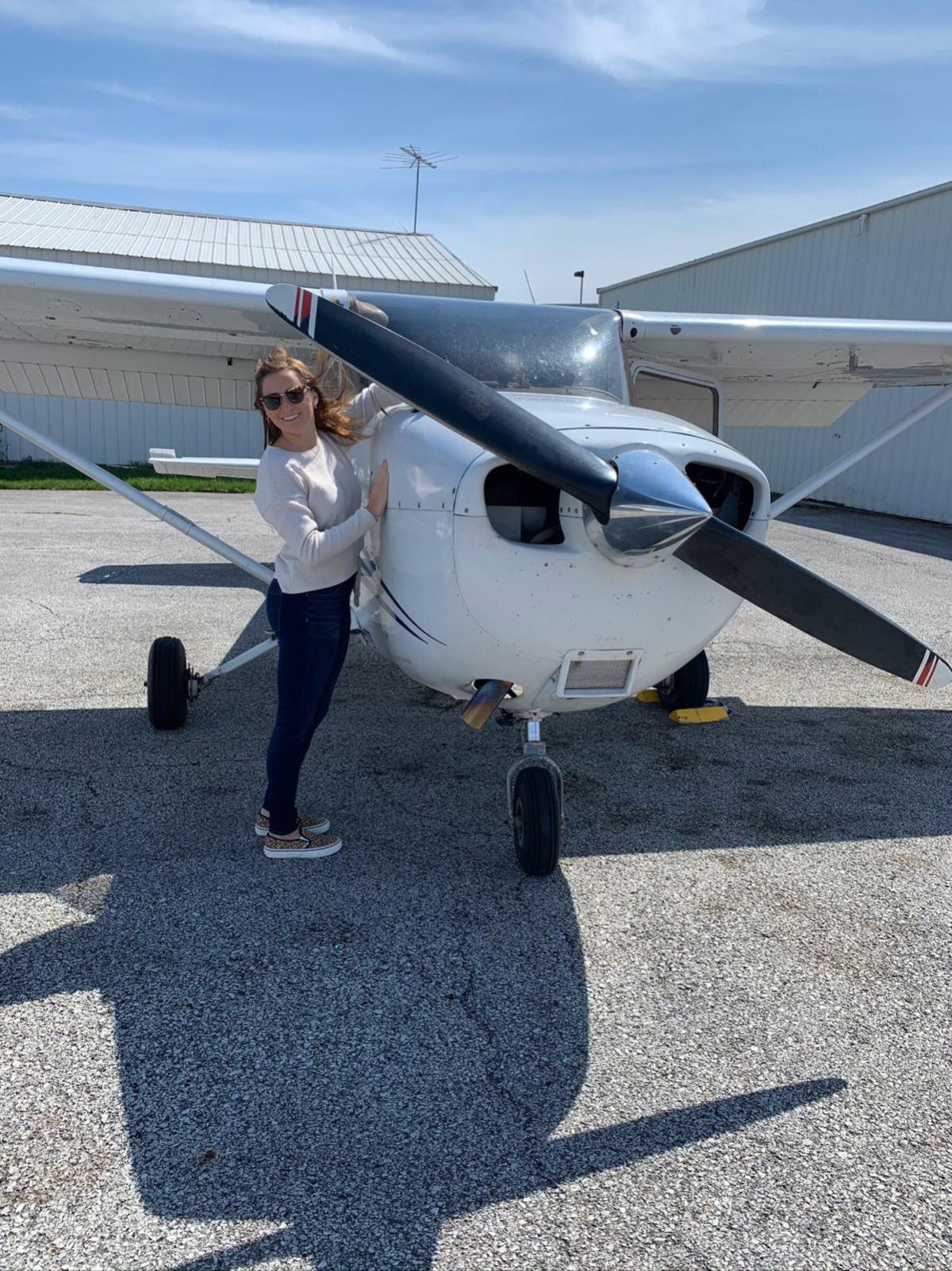 Senior Spotlight Boone Grove S Piper Kimes To Fly High At Embry