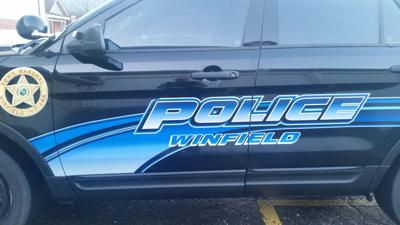 Winfield officer crashes into trees en route to a car wreck | Local