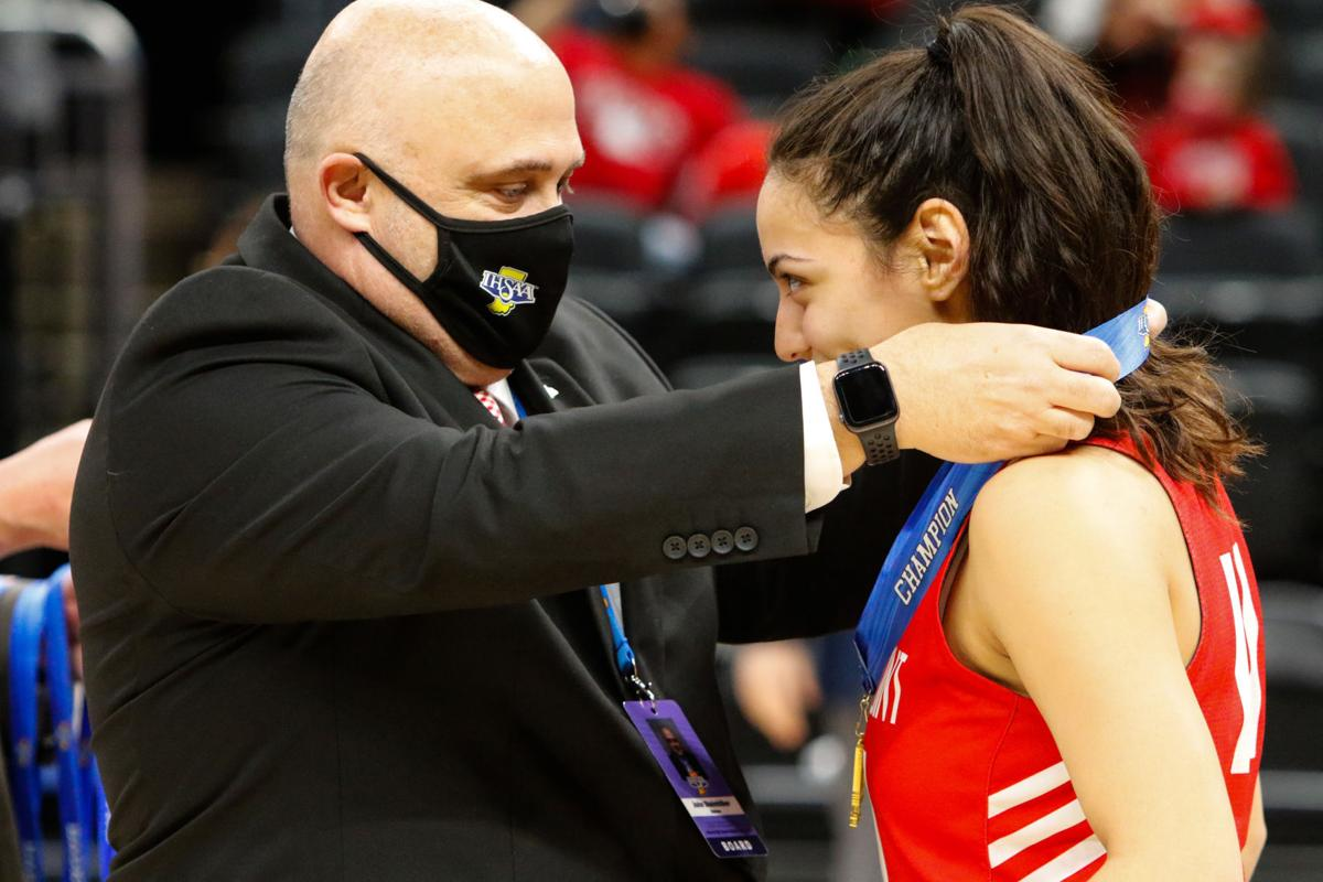 Gallery: 4A girls basketball state final - Crown Point vs. Brownsburg (all-star)