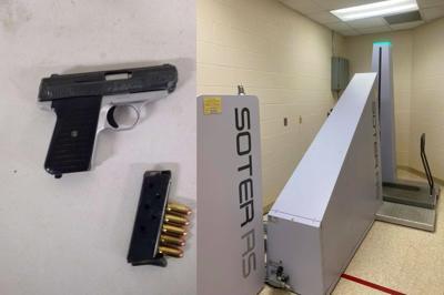 Scanner gun