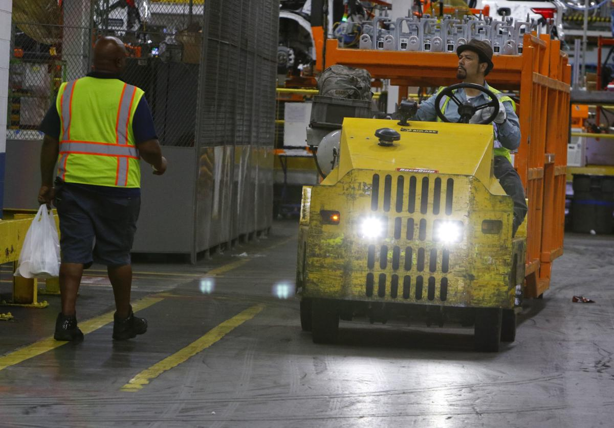 Ford hiring 450 more, investing $50 million more at Chicago Assembly Plant