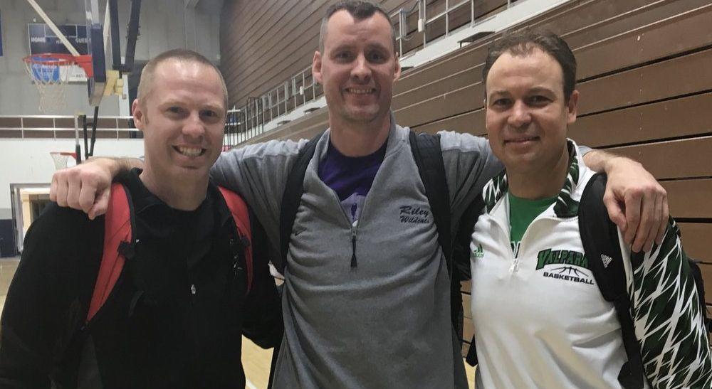 Kyle Sears, Eric Brand, Barak Coolman