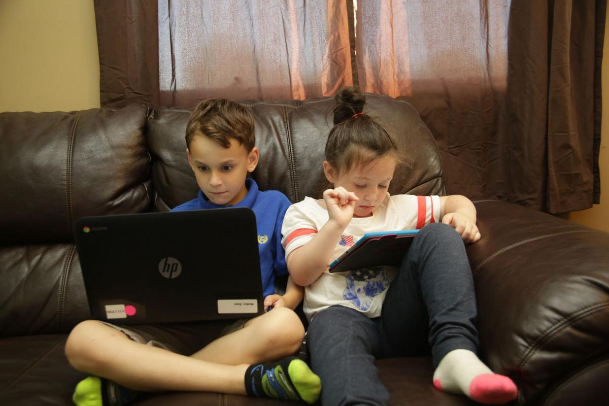 How much screen time is too much for your kids?
