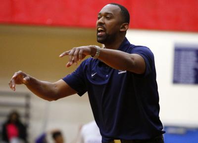 Hammond at EC Central boys basketball (let go)