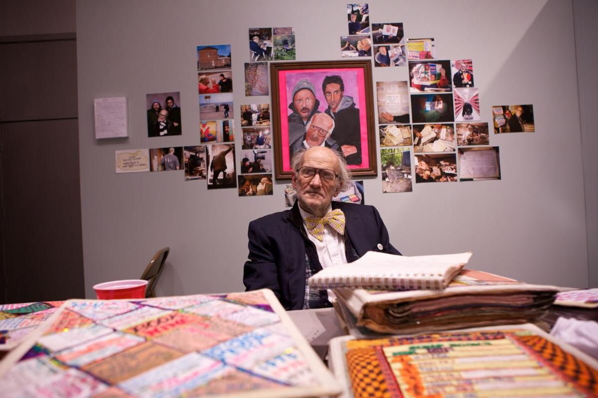 Documentary about East Chicago outsider artist playing at Siskel Center