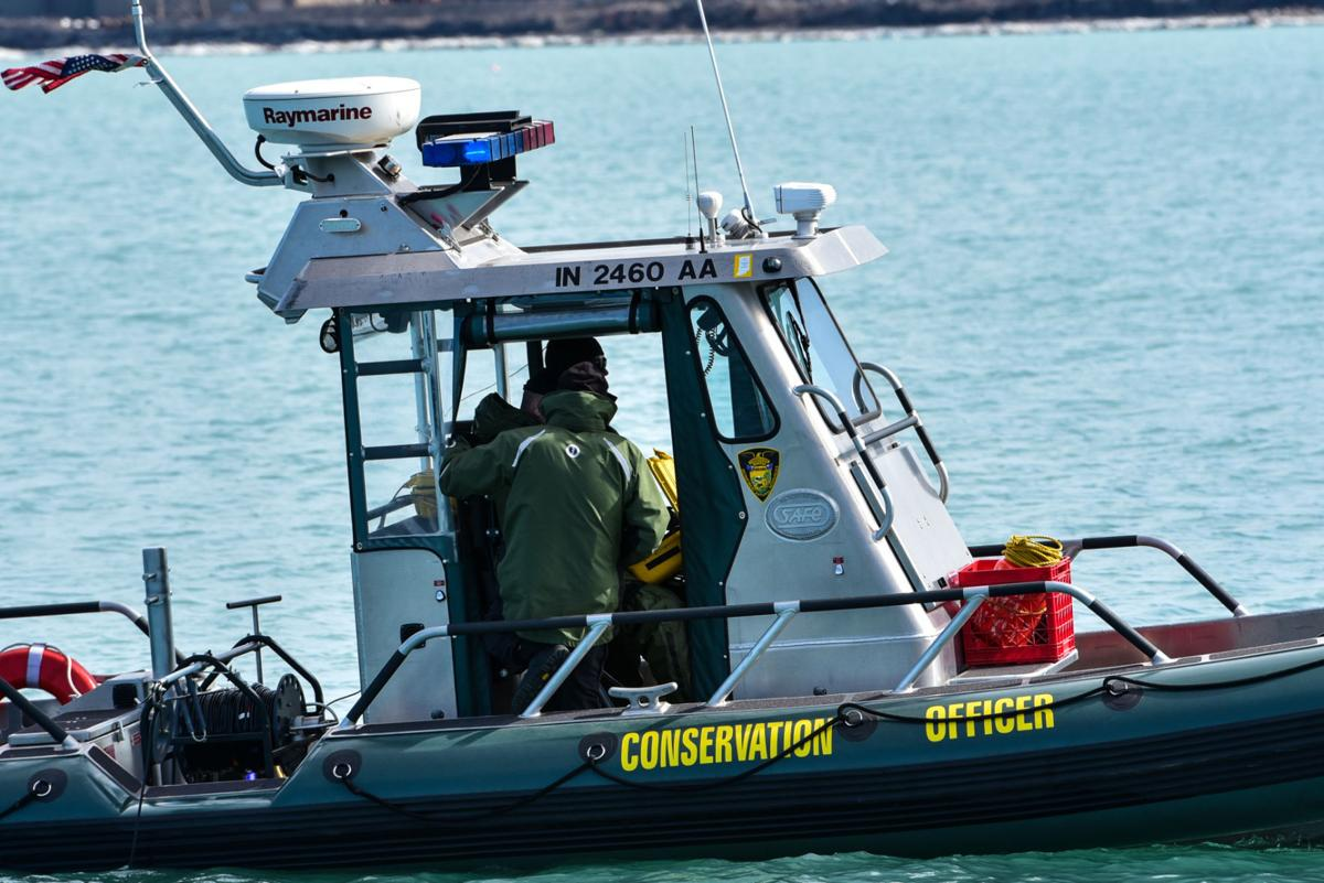 Search Continues for Missing Person in Lake Michigan