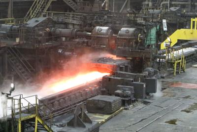 U.S. steel production rises 3.6 percent this year