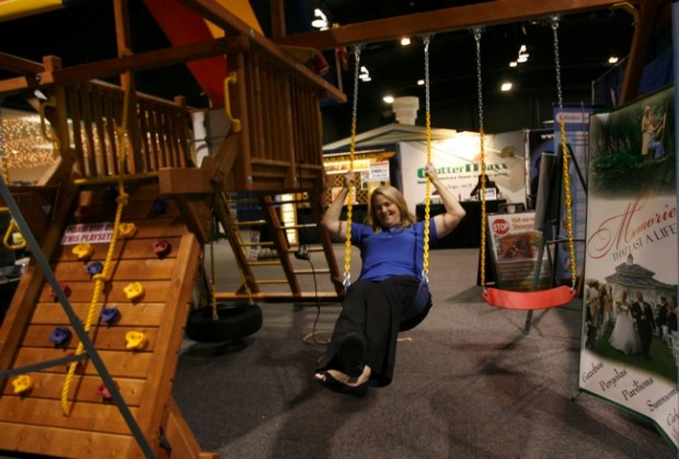 NWI Home Show hopes spring takes a break so visitors will come