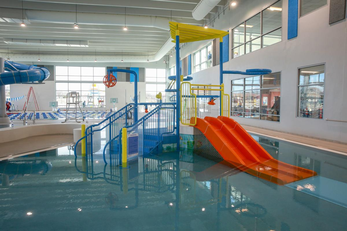 Little splashes, big time fun: An inside look at the new Southlake YMCA