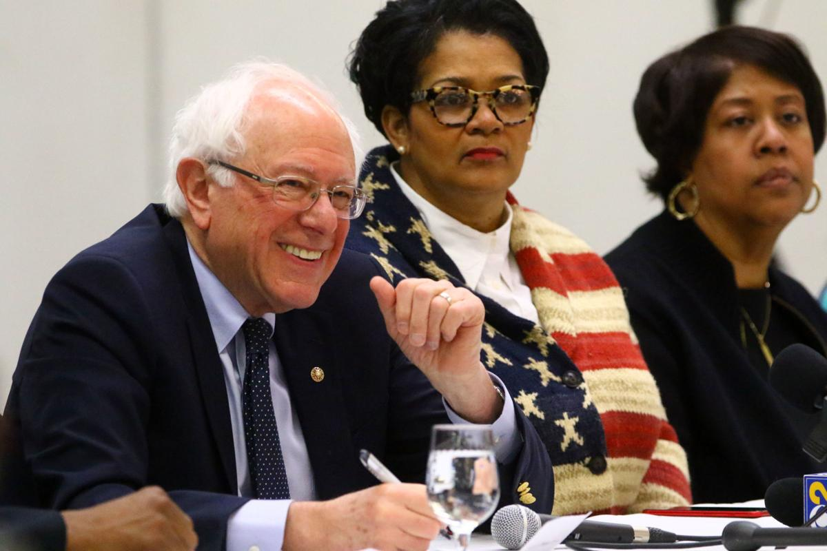 Best Way To Flirt With Girls 2020 Sanders touts 2020 vision in tour of Gary, Midwestern