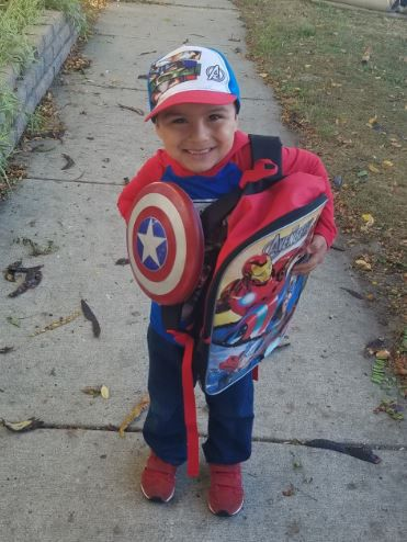 Happy 5th birthday Captain America