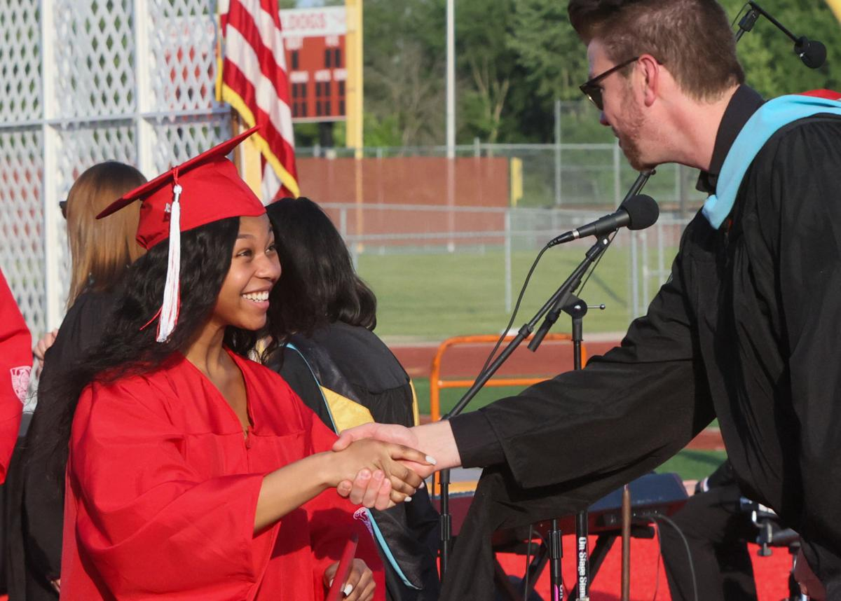 Crown Point High School commencement