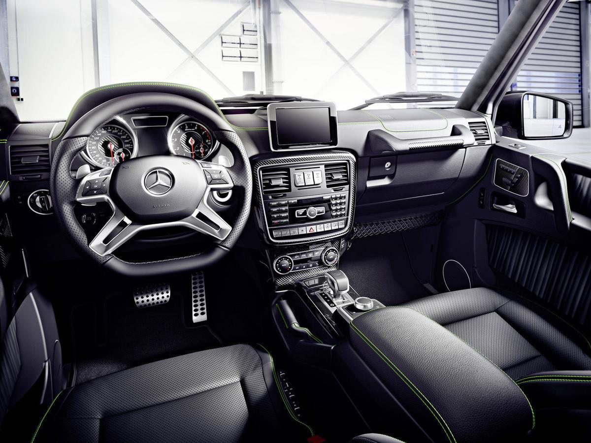 2015 Mercedes-AMG G63