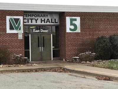Valparaiso city officials, employees settling into temporary home