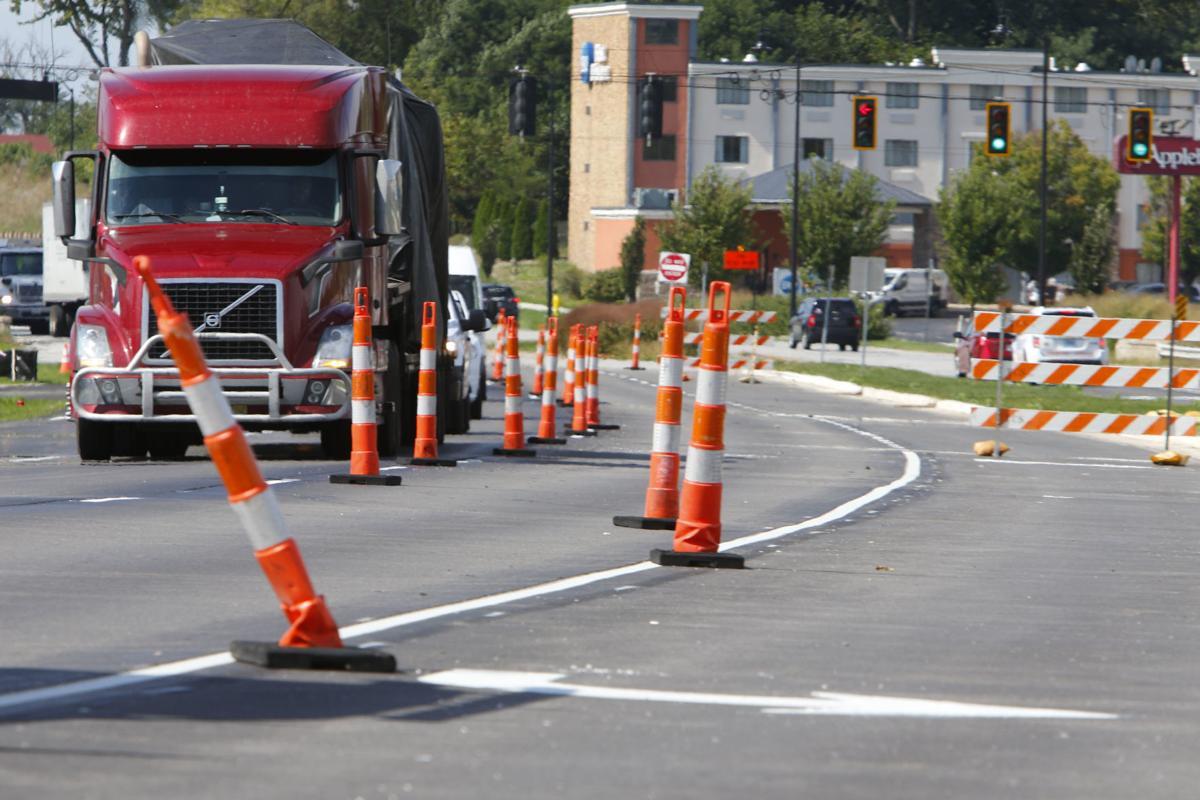 Road Construction - Valparaiso