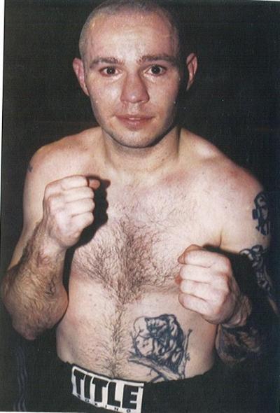 Clark alum and boxer Marty Jakubowski
