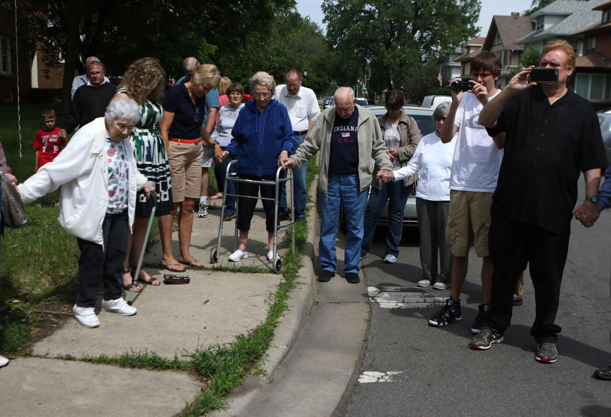 Hammond street dedicated to Pearl Harbor survivor John Latko