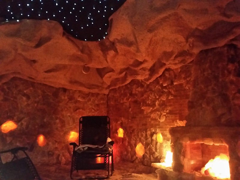 Northwest Indiana's first salt cave opens in St. John