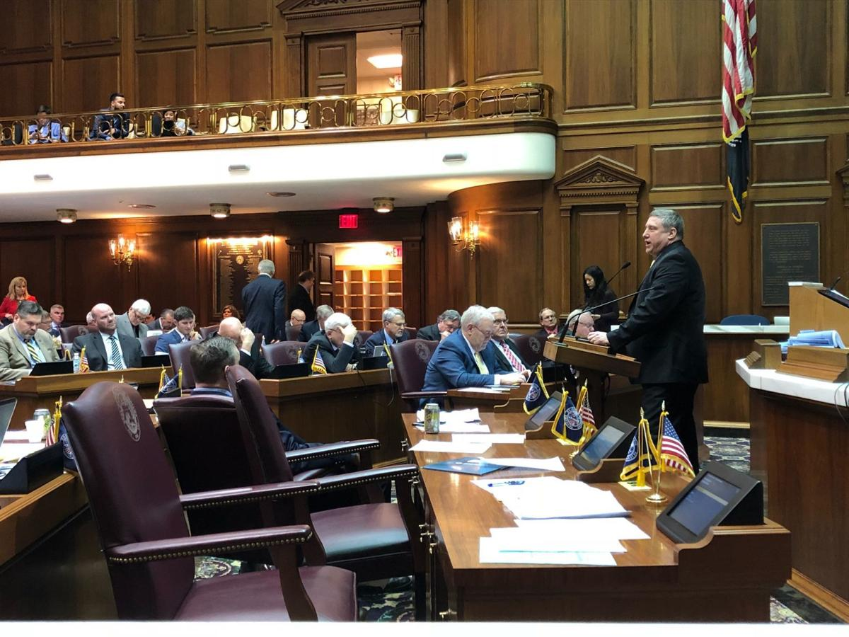 Indiana House approves Sunday retail alcohol sales; a final Senate vote will send proposal to governor