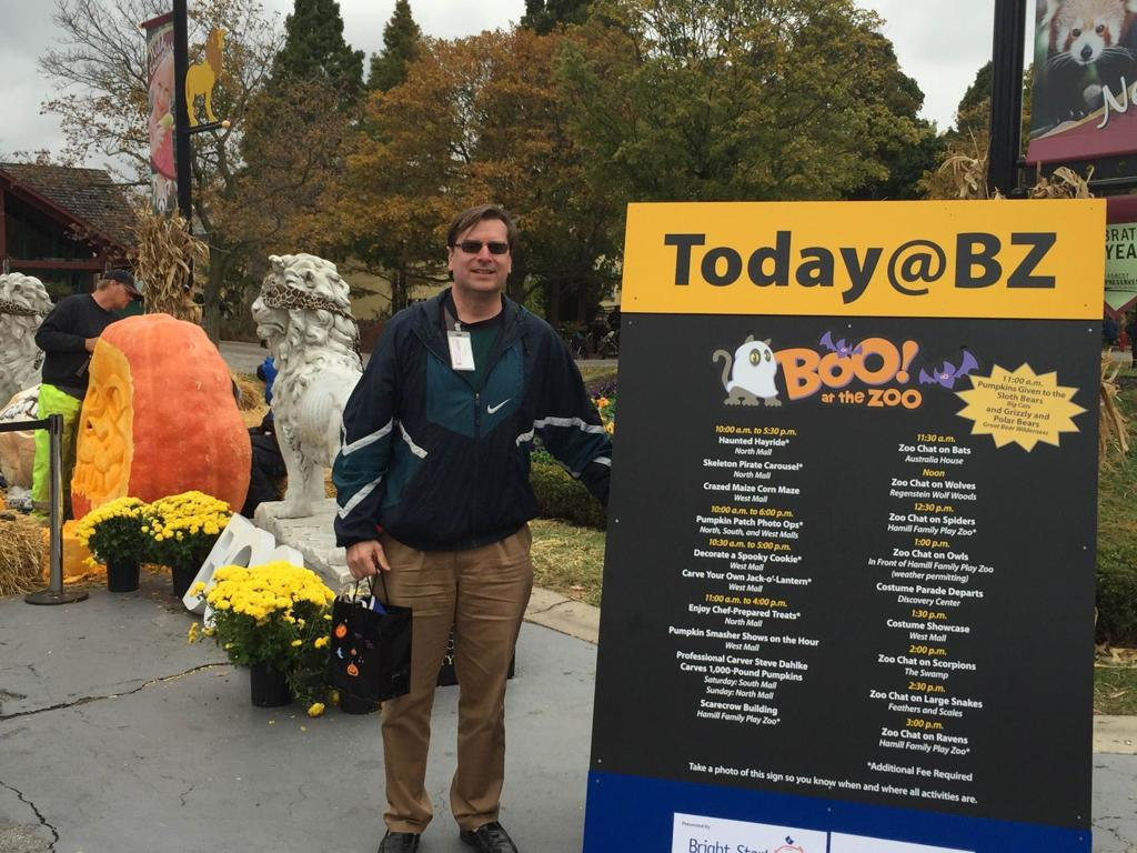Gallery: Brookfield Zoo Halloween Costume Contest 2015 for Saturday