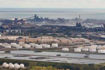Steelworkers injured in accident at Cleveland-Cliffs Indiana Harbor