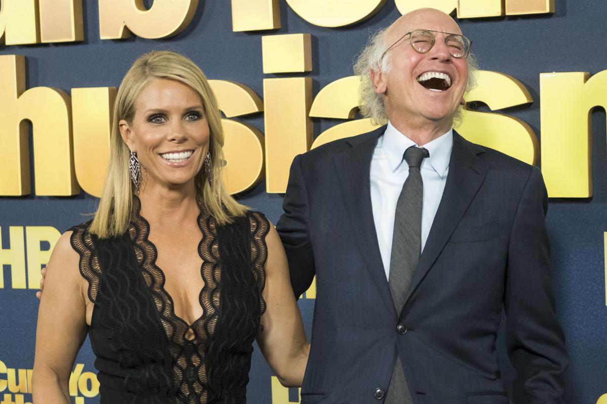 "NY Premiere of HBO's ""Curb Your Enthusiasm"""