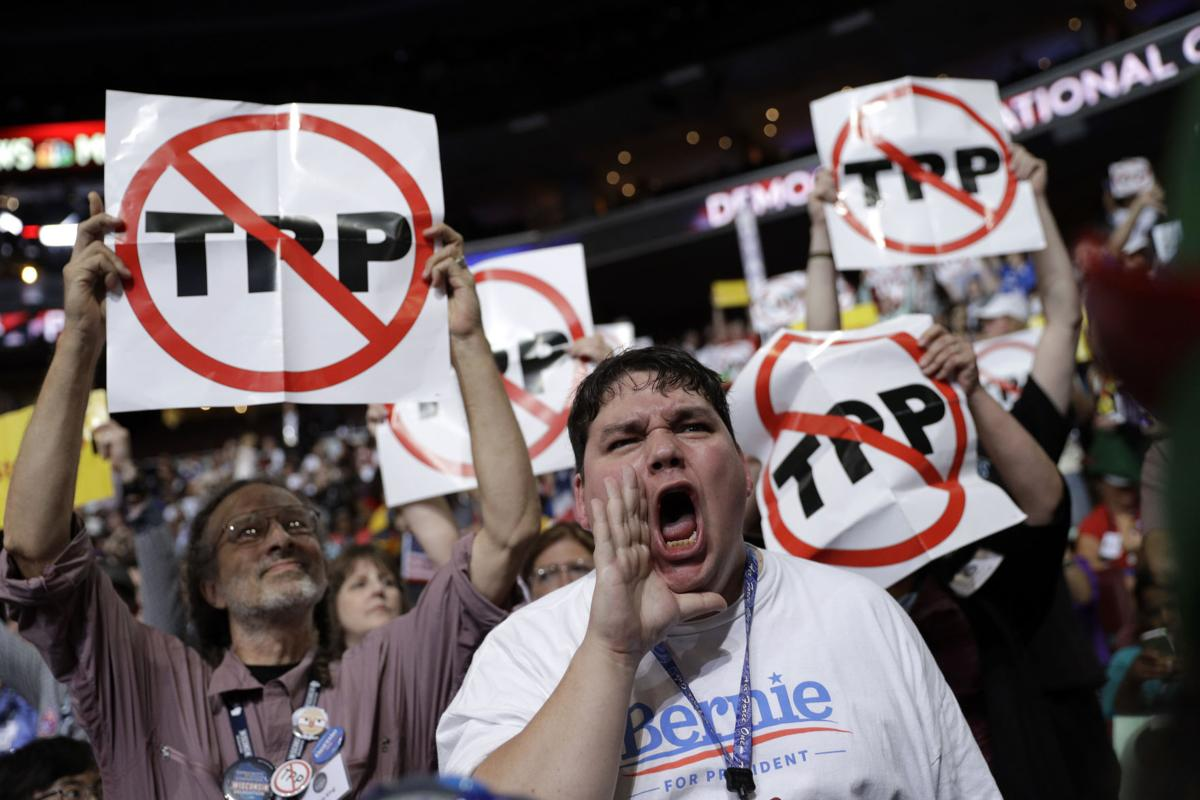 More and more region governments oppose TPP