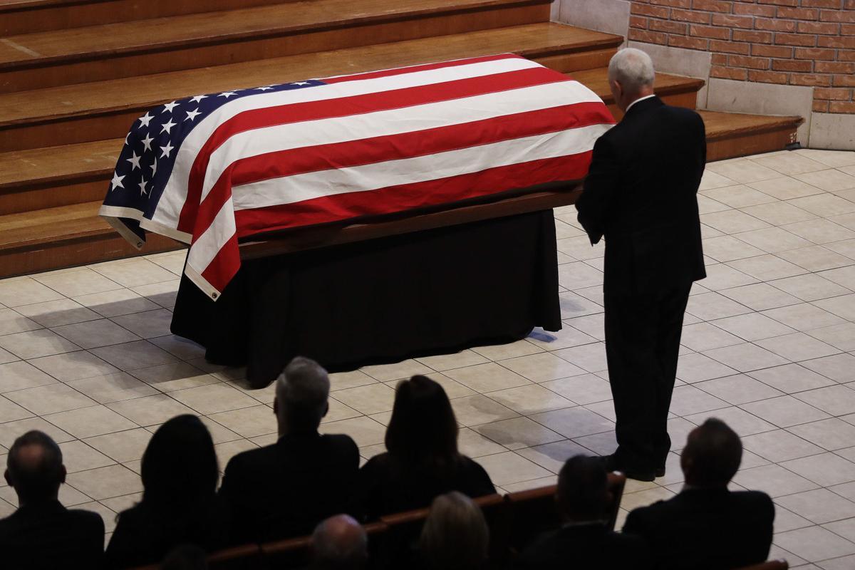 Richard Lugar Funeral