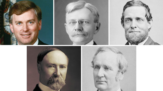 Indiana vice presidents