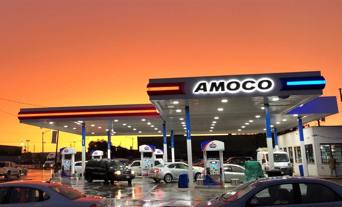 BP revives Amoco brand