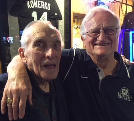 Former Region basketball coach Bob Bradtke