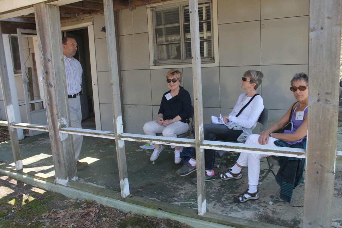 Visitors get peek of historical buildings not usually open to public at Indiana Dunes National Park tour