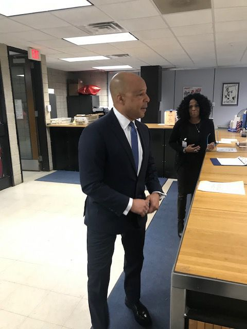 78c0d6a3efd UDPATE: Jerome Prince joins crowded Gary mayoral race | Government ...