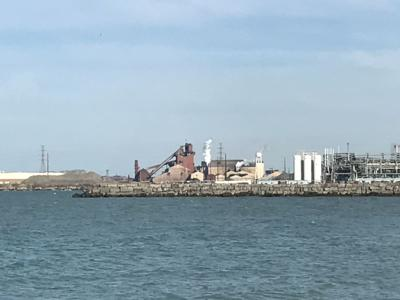 Great Lakes steel production keeps trending up