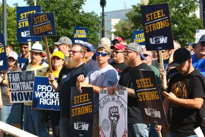 U.S. Steel workers at Fairfield and Minntac vote unanimously to authorize a strike