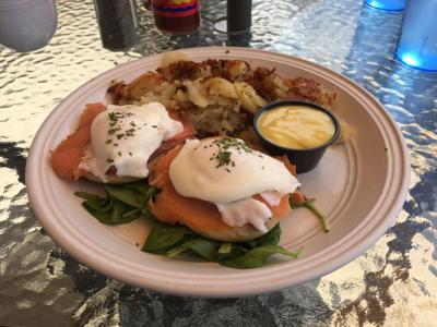 TASTE TEST: Benedict's in Dyer knows how to poach eggs