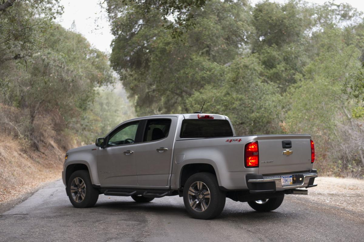 Letter to the editor of work truck more sophisticated fuel - 2016 Chevrolet Colorado Diesel