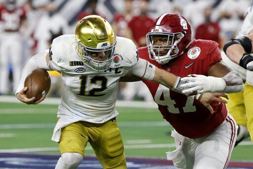 Notre Dame better in Texas, but loses again in semifinals