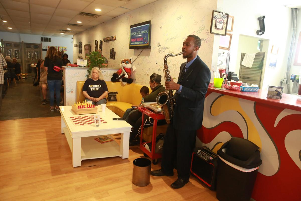 Growing J's Breakfast Club to mark five years in Gary with week of special events