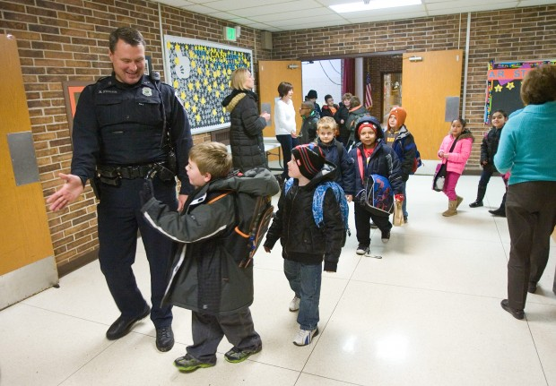 Local districts review security measures