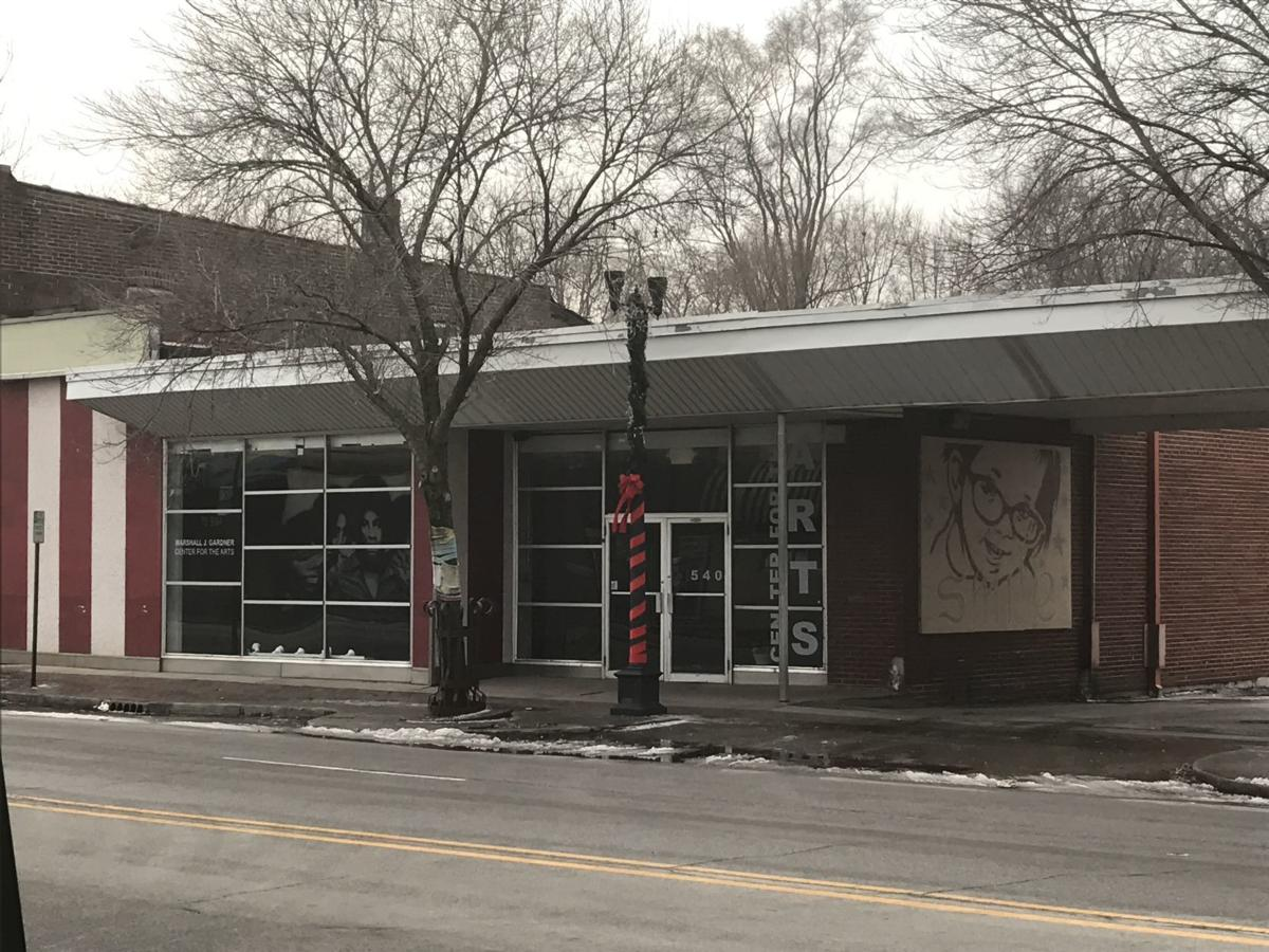 'Time Ghost' to haunt Miller gallery