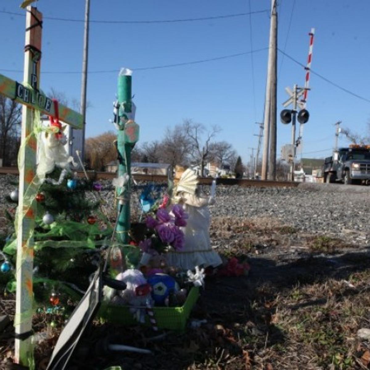 Walking on railroad tracks dangerous, illegal | Gary News
