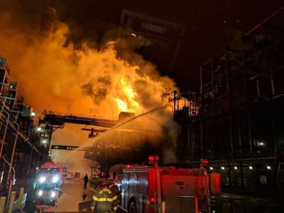 Ammonia spill cleaned up at ArcelorMittal Burns Harbor