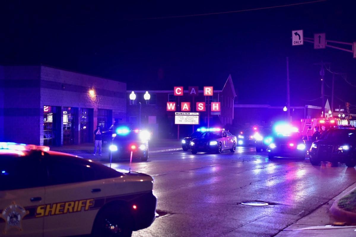 Lake Co Sheriffs File chase road block
