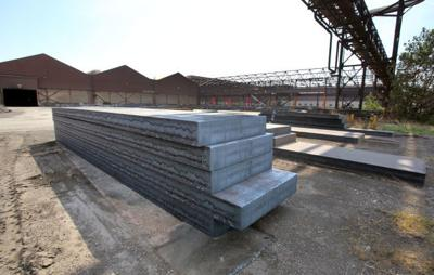 Steel production up by 6.7 percent this year