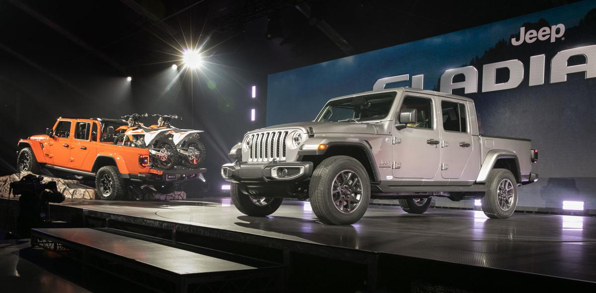 North American Truck of the Year: Jeep Gladiator