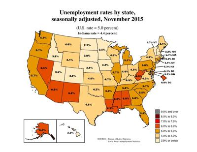 Jobless rate stalls at 4.4 percent